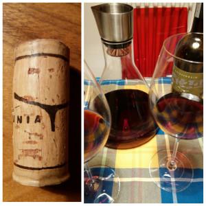 Vite di vino